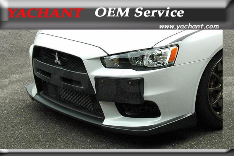 OE Replacement Mitsubishi Lancer Bumper Cover