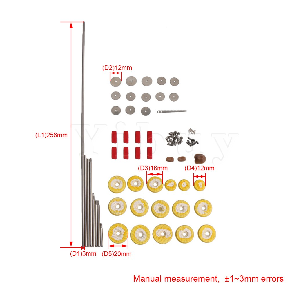 Yibuy Flute Repair Parts Tool Maintenance Kit Screws + 16pcs Open Hole  Sound Pads Woodwind DIY Accessories -in Parts & Accessories from Sports ...