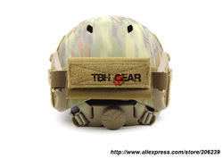Emerson ops core fast helmet rear counterweight folding pouch helmet accessories 8 colors free shipping sku12050174.jpg 250x250