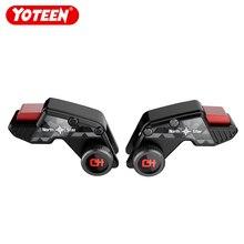 Триггер для смартфона Yoteen для PUBG Fornite L1 R1 Aimkey, кнопка стрельбы, джойстик, контроллер North Star