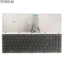Новая клавиатура США для lenovo G50 Z50 B50-30 B50-70 B50-80 G50-70AT B50-70 Z70-80 G50-70 черный английский Клавиатура ноутбука