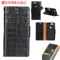 Genuine Leather For One Plus 5T Oneplus 5T 5 T Flip Case 6 01 New Crocodile
