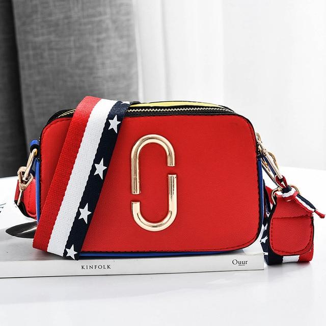 HOT SALE! Women Bag 2018 Small Square Bag High Quality Design Women's Handbags Large Capacity Messenger Bag Color Shoulder Strap 5