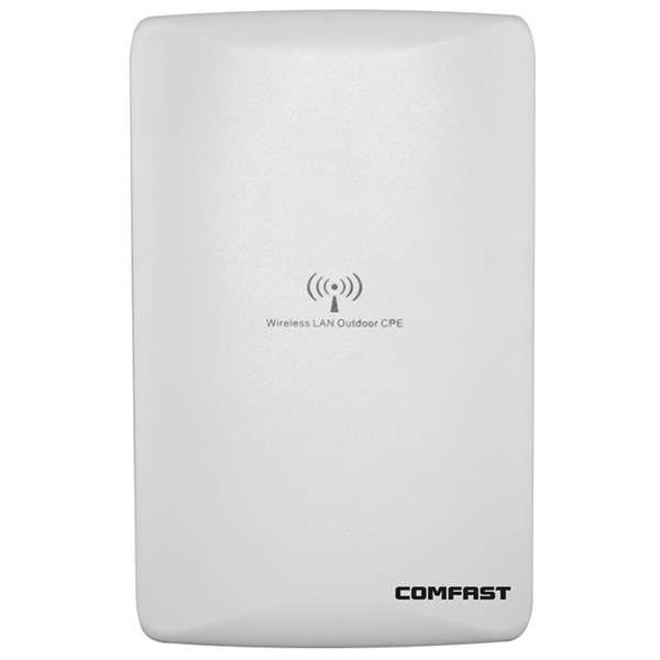 ФОТО COMFAST 300Mbps Long range Outdoor WIFI Repeater Router Wi fi access point waterproof Antenna wi fi CPE network Bridge router