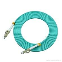 30m LC-LC Multi-Mode OM3 10 GIGABIT Multimode Duplex Fiber Optical Jumper Patch Cord