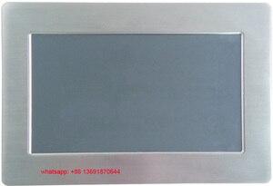 Image 3 - Fanless 10.1 אינץ כל במחשב אחד מכונה מגע מסך מחשב לוח תעשייתי LCD תצוגה עבור כספומט & קופה מערכת