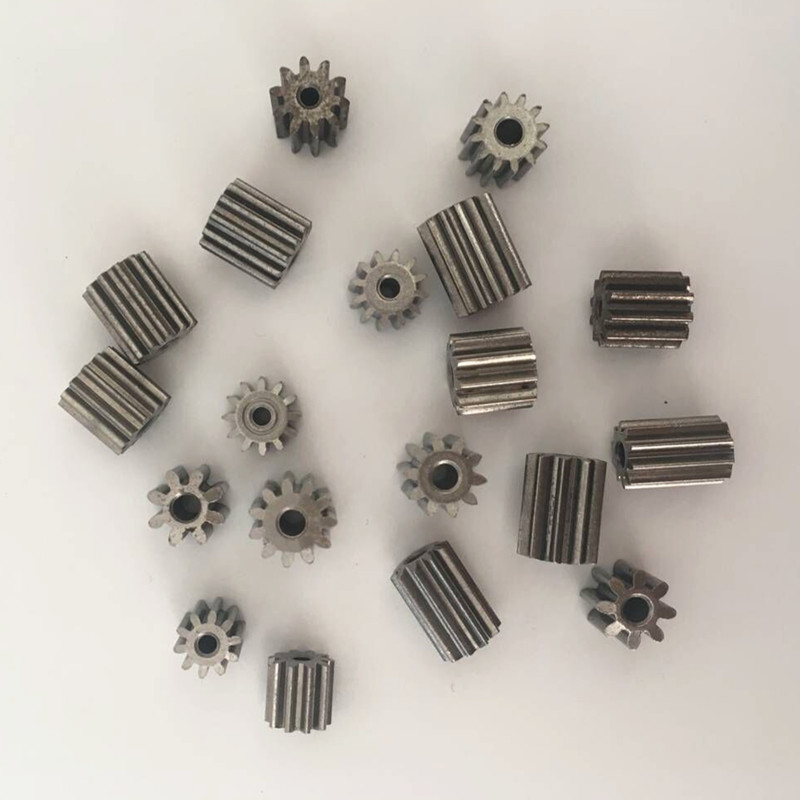 2 PCS Children Electric motor car motor metal gear,dc motor gear 8 teeth 10 teeth 11 teeth 12 teeth for 380 390 550 570 engine