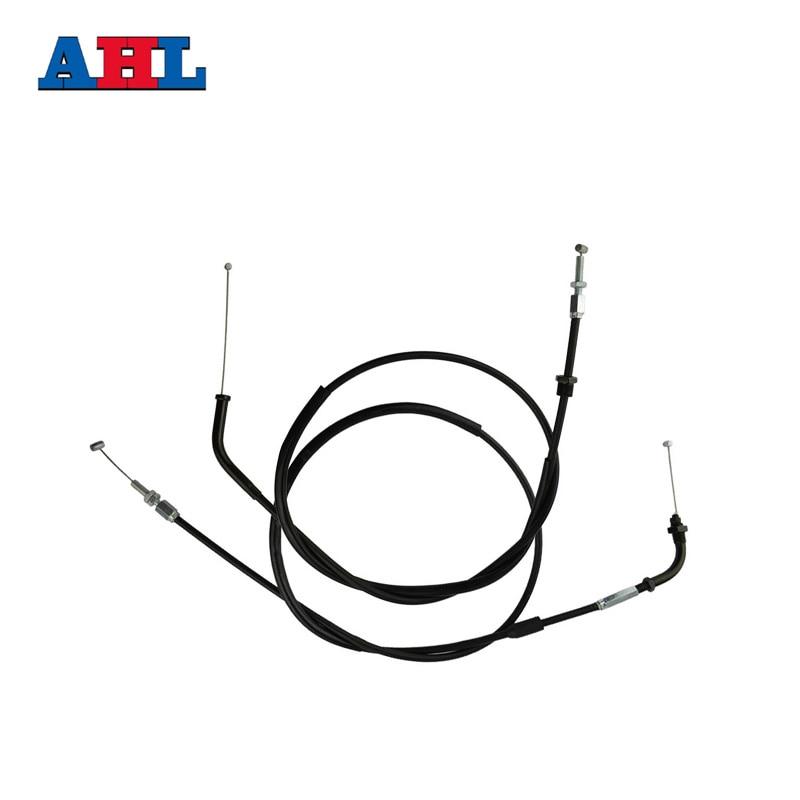 Motorcycle Accessories Throttle Line Cable Wire For HONDA Steed 400 35 83 motorcycle throttle cable for 50cc 150cc dirt bike d030 042