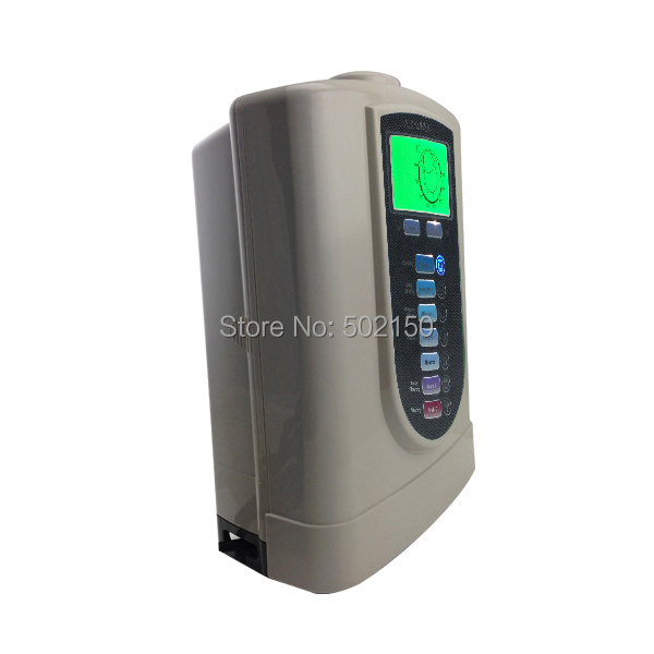 Ionizer Type and CE Certification Alkaline water ionizers