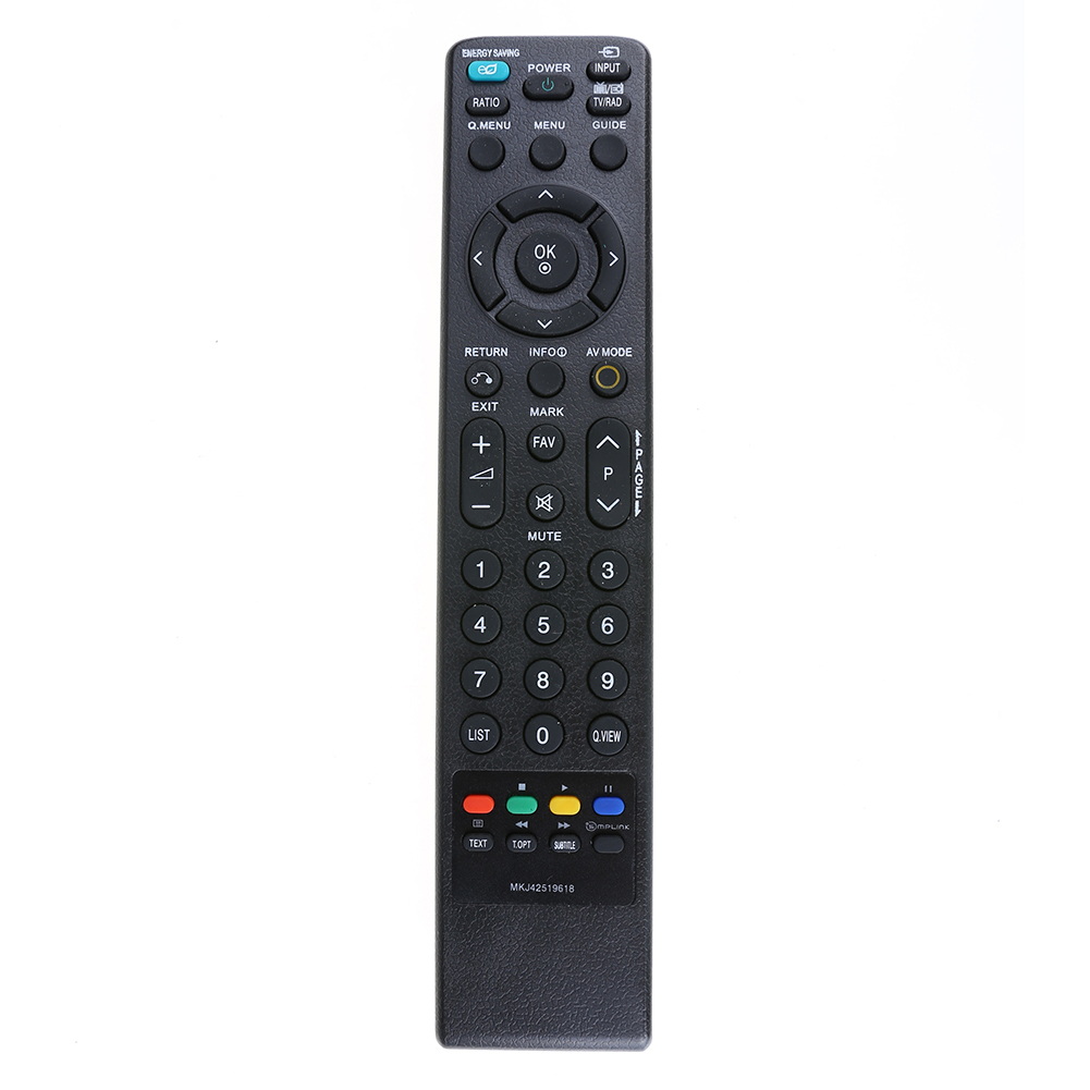 1pc New Replacement TV Remote Control for LG LCD TV MKJ-42519618 MKJ42519618 Black Smart TV Remote Control without Batteries