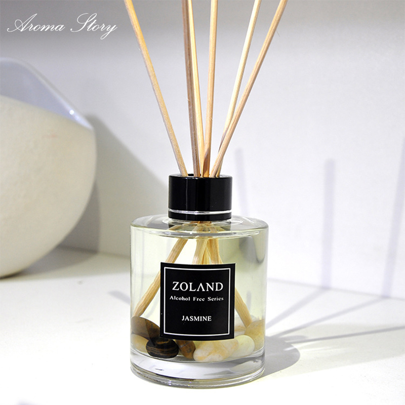 150ml Reed Diffuser Export Quality Aromatherapy Diffuser For Home Decoration Air Freshener Bamboo/Lemongrass/Rose