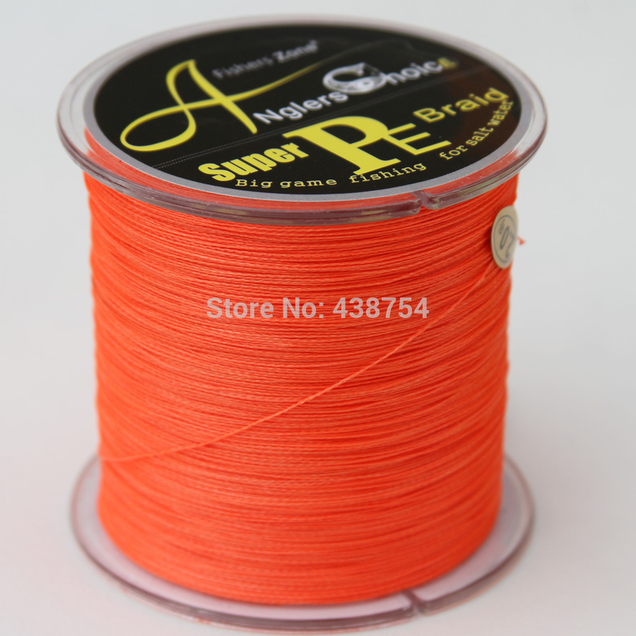 fishers zone Super Strong PE Braided Fishing Line 500M Japanese ...
