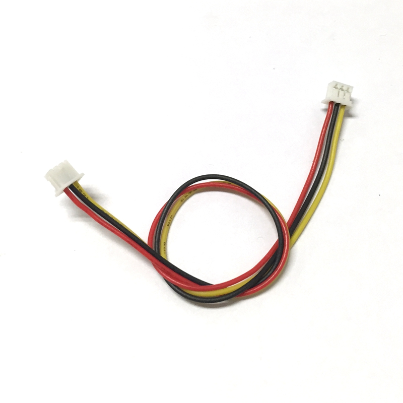 Double head connecting font b wire b font font b terminal b font Patch cord Wiring terminal wire harness diagram wiring diagrams for diy car repairs Appliance Wiring Harness Terminals at bakdesigns.co