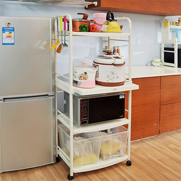 Jyxf 4 Tier Portable Kitchen Utility Shelf Micorwave Oven Stand Jyc 018c In Storage Holders Racks From Home Garden On Aliexpress Alibaba Group