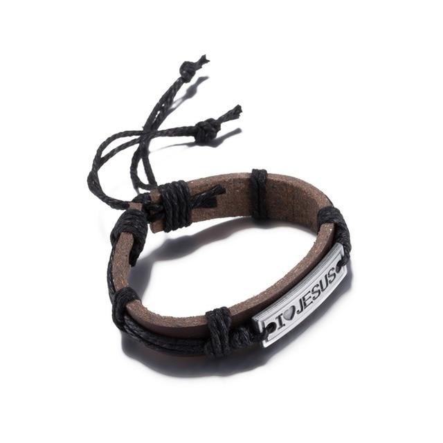 Engraved Love Charm Leather Bracelets For Women Men Adjule Wristband Cuff Male Female Friendship Bracelet H030