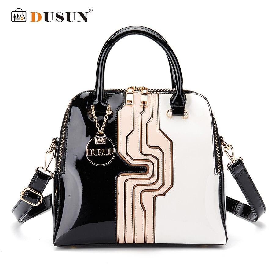 Dusun de marca famosa bolsa de mensajero mujeres bolso de lujo de las mujeres bo