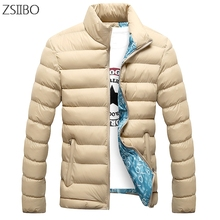 MENs Brand New Winter Men Jackets Casual Windbreak Mens And Coats Quality Thick Slim Outwear Male Clothing 4XL