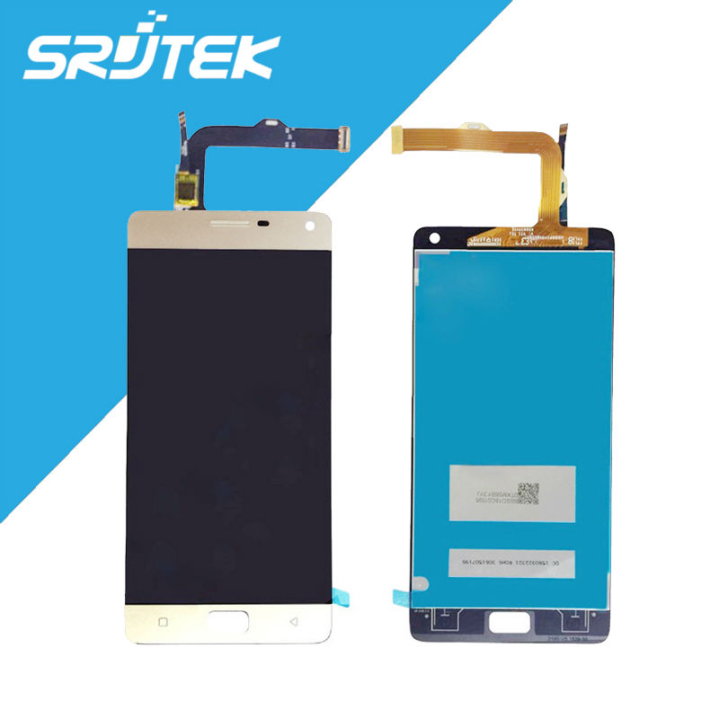 ФОТО For Lenovo Vibe P1 LCD Display Screen Touch Digitizer Sensors Full Assembly 5.5