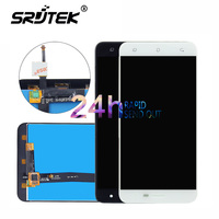 Black White 5 2 Inch For Asus ZenFone 3 ZE520KL Z017D Z017DA Z017DB LCD DIsplay Touch
