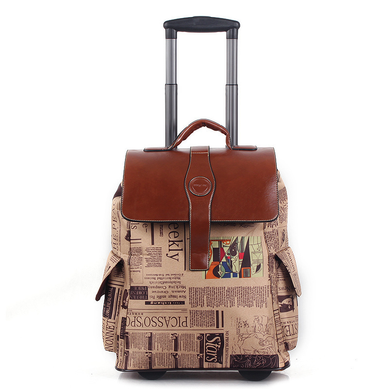 Rolling Backpacks For College | Crazy Backpacks