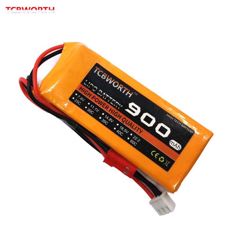 2PCS <font><b>Battery</b></font> 2S <font><b>7.4V</b></font> <font><b>900mAh</b></font> 25C 35C40C <font><b>RC</b></font> Lipo <font><b>Battery</b></font> 2S for <font><b>RC</b></font> Helicopter Airplane Car Boat Quadrotor <font><b>Battery</b></font> LiPo <font><b>7.4V</b></font> <font><b>RC</b></font> Toy image