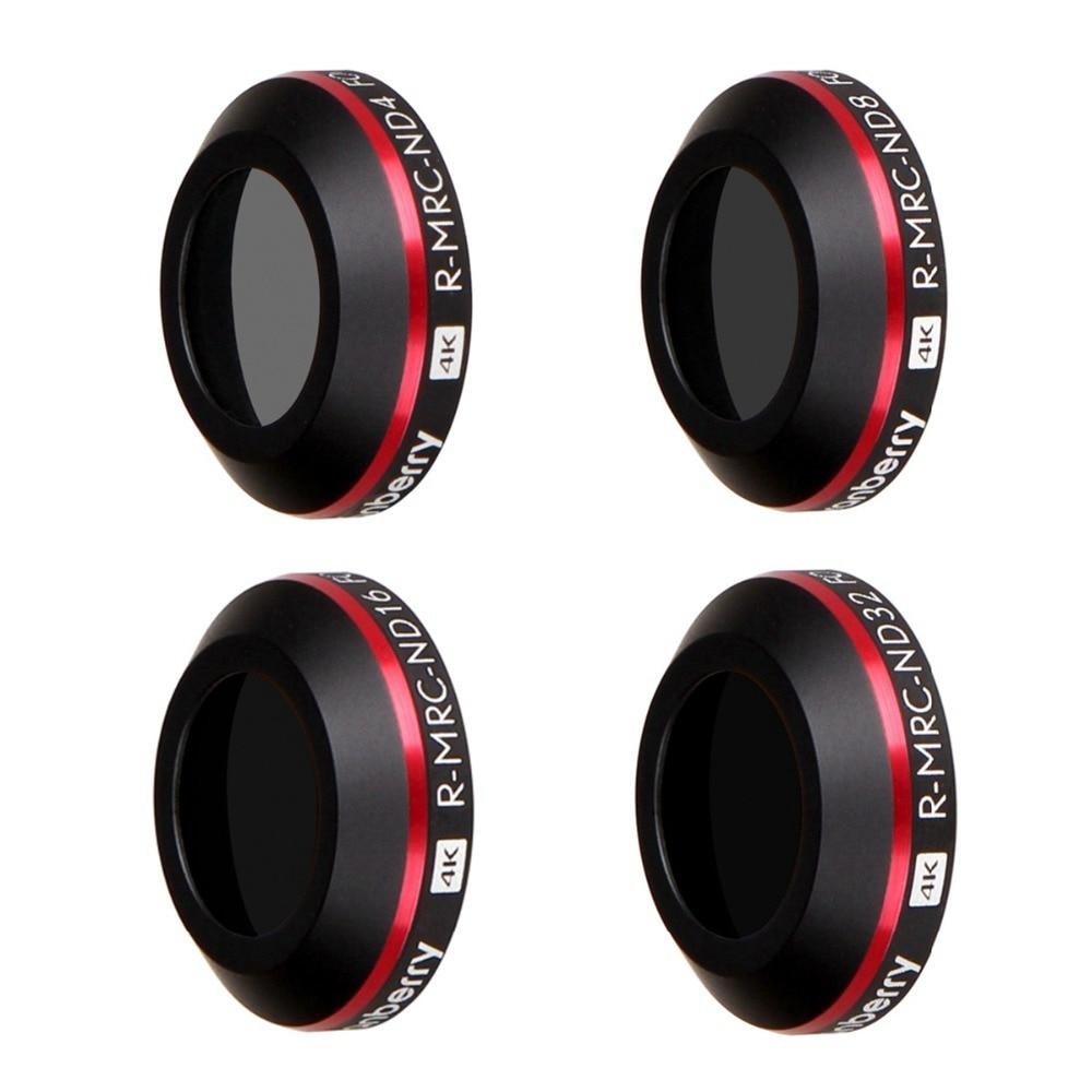 PolarPro DJI Mavic 2 PRO ND Filter Set Standard Series 3-Pack ND8 ND16 ND32