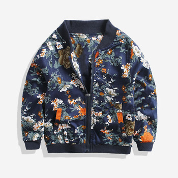 2018 Brand Boys Fashion Jackets Childrens Jackets Kids Clothes Coat Baby Boys Jackets Sport Outerwear