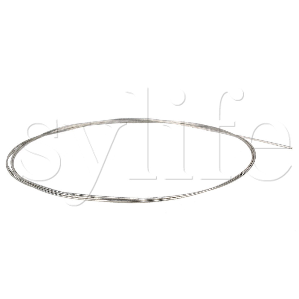 Durable 13# Piano Music Wire 0.775mm Dia Replacement For Instruments Accessories