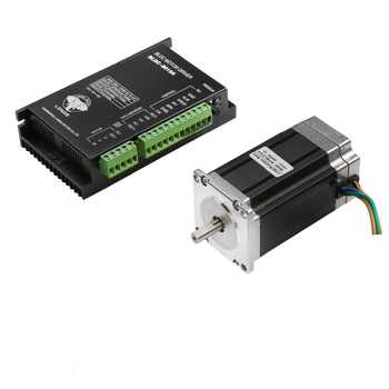 Free Ship EU Brushless DC Motor 188W 24V 3000RPM 57BLF03 DC Driver BLDC-8015A Router Milling CNC Router - DISCOUNT ITEM  10% OFF All Category
