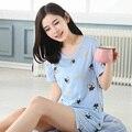 Boa Qualidade Dos Desenhos Animados Ovelhas Bonito Senhoras Verão Mulheres Sleepwear Pijama Calções Pijamas Pijamas Para Mulheres Lar Roupa das Mulheres