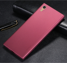 цена на X-level Soft TPU Case for Sony XZ P Matte Case Back Cover for Sony Xperia XA XA1 XA2 Ultra Plus Dual Sim Frosted Silicone Cover
