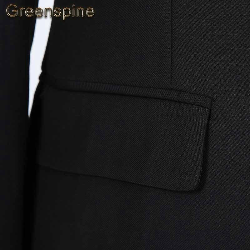 Fit 2 Mode Parti Avec Homme Pantalon 6603 Pièces Mariage Un Hommes Slim Black Nouveau Robe Costume 2018 De Pxr8qp0Pw