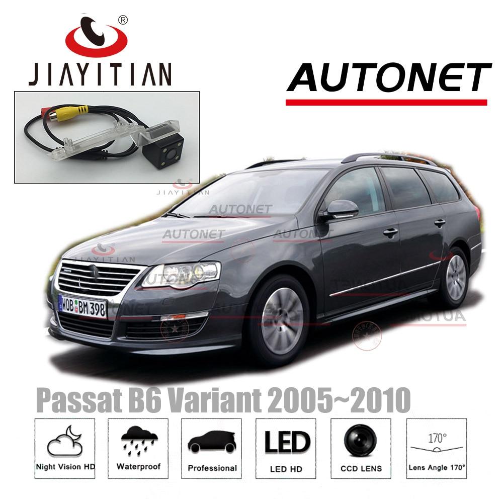 JIAYITIAN Rear Camera For Volkswagen VW Passat B6 Variant 2005~2010/Night Vision/License Plate Camera/CCD/Reverse Backup Camera