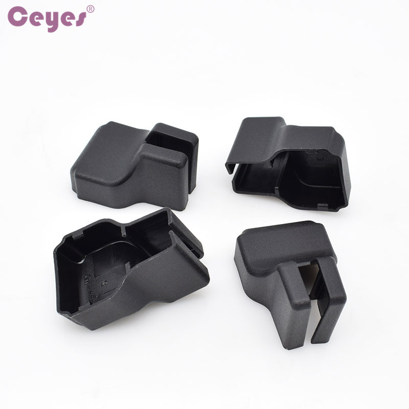 Ceyes Car Styling Auto Arm Door Limiting Stopper Covers Accessories Sticker Case For Mazda 2 CX 5 3 CX5 6 CX-5 Atenza Axela 4pcs