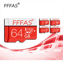 32GB 16GB 8 GB 128 GB 64GB USB Thẻ Class 10 TF SD Thẻ 8 16 32 64 128 GB Cartao De Memoria Carte Adapter Lezer(China)