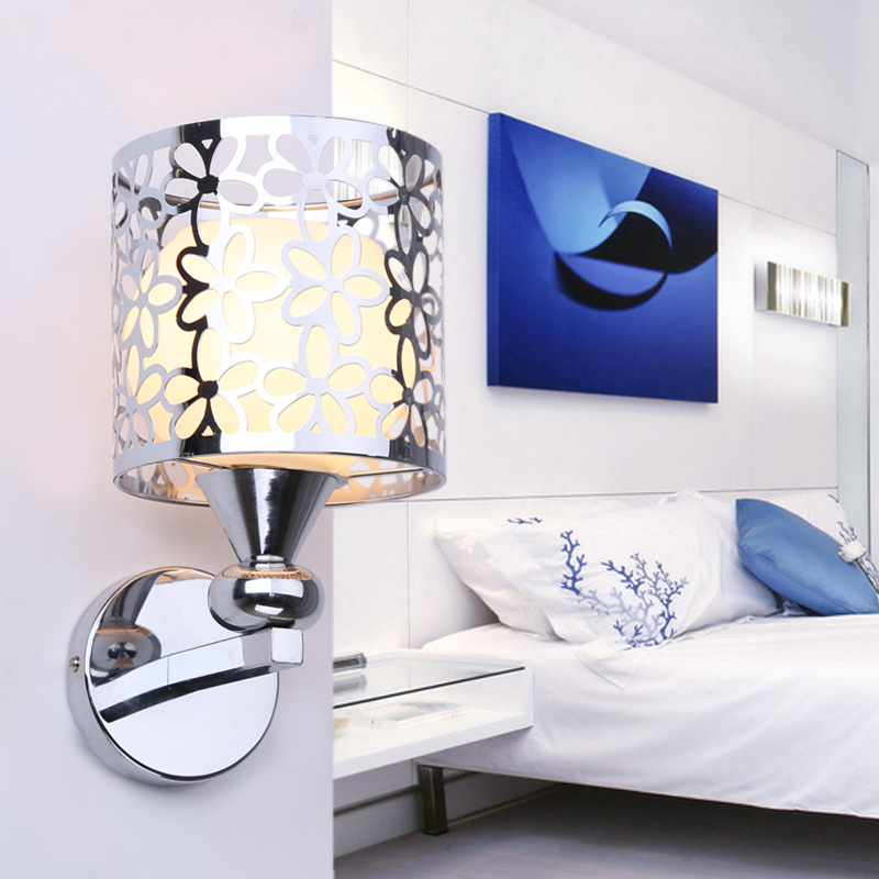 The New Modern European Outdoor Lighting Decorative Lamp Bedside Lamp Wall Lamp Room Aisle Lamps Lighting Wholesale