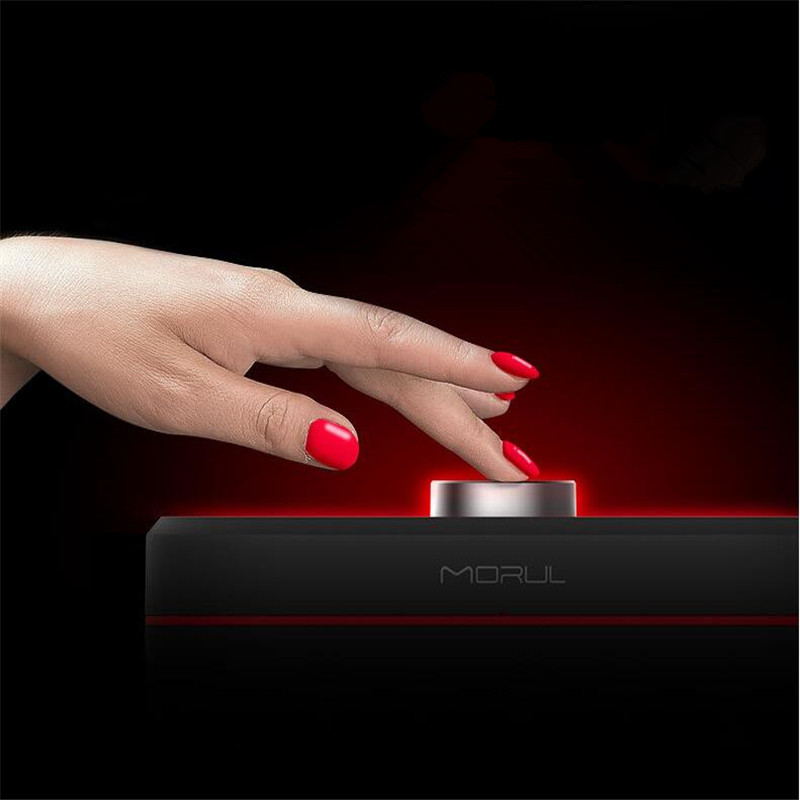Morul H2 2 1 Channel Wireless Bluetooth Portable Mini Speakers Super Bass Stereo NFC Subwoofer Car