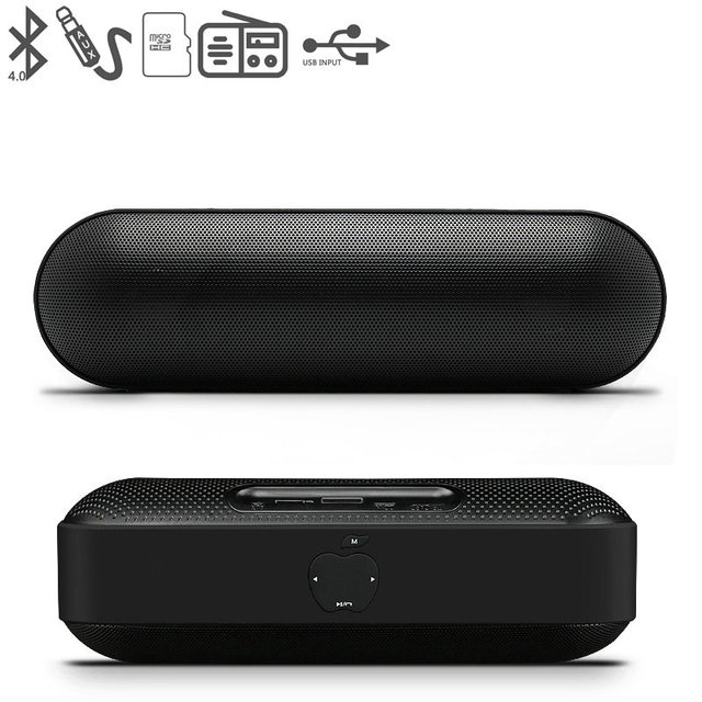 994da22d570 Wholesale generation pills s812 wireless Bluetooth speaker stereo mini  capsule subwoofer outdoor portable card speaker