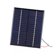2W 18V Mini Solar Panels Charger Polycrystalline Solar Cells