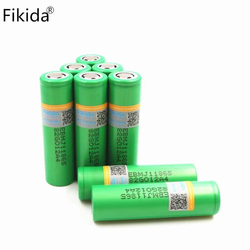 100% Original Fikida for LG MJ1 18650 battery INR18650MJ1 10A discharge li-iony battery cell 3500mah INR18650MJ1 batteries replacement 3 7v 3500mah battery pack with back case for lg optimus 2x p990 p993