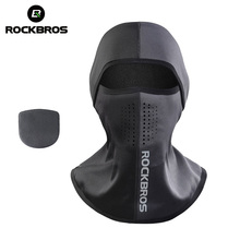 ROCKBROS Ski Mask Winter Thermal Fleece Full Face Cover Scarves Outdoo