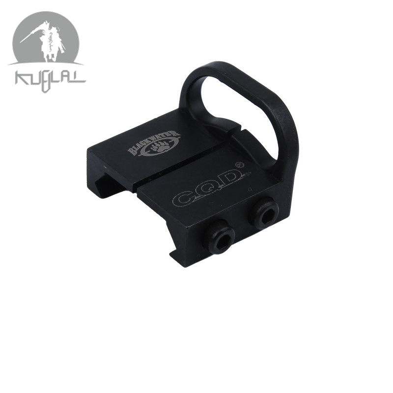 Quick Detach Release CQD Sling Swivel Detachable Button Strap Ring Holder For AEG