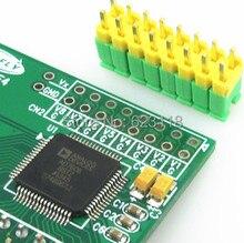 Бесплатная доставка 2 ШТ. Ad7606 сбора данных модуль ацп 16 8 частота 200 кГц пробы
