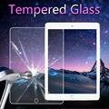 2.5d 9 h 0.3mm de vidrio templado para apple ipad 2/3/4 aire 1 2 MINI 4 3 2 1 Protector de Pantalla de Cine