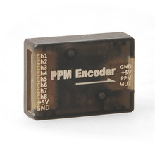 PWM To PPM Encoder Switcher For Pixracer Pixhawk MWC Flight Controller For RC Camera Drone Accessories