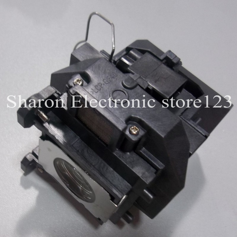 Free Shipping Brand New Replacement Lamp with Housing ELPLP57 For Epson EB-440W/EB-450W/EB-460 Projector 3pcs/lot free shipping brand new replacement lamp with housing np16lp for nec m260ws m300w m350x um280x um280w projector 3pcs lot