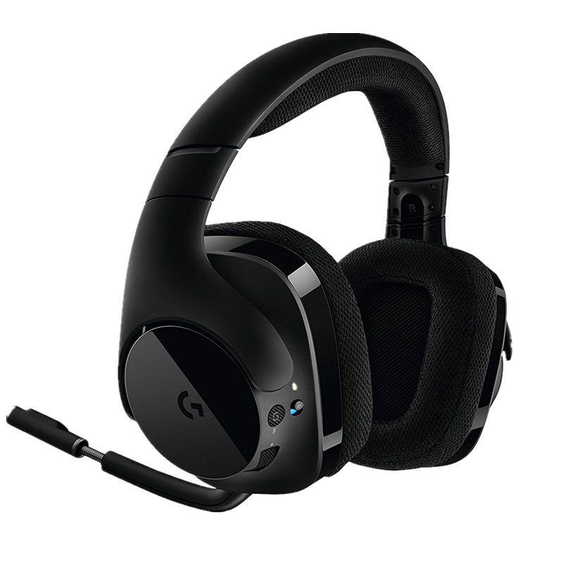 Logitech G533 Wireless DTS 7.1 Surround Sound Gaming Headset madonna american life 2 lp