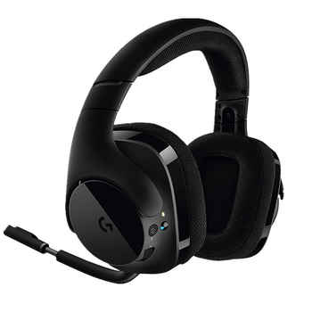 Logitech G533 Wireless DTS 7.1 Surround Sound Gaming Headset - DISCOUNT ITEM  9 OFF Computer & Office