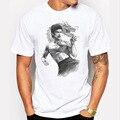 Nuevo 2017 Diseño de Moda Bruce Lee Camiseta de Los Hombres de Alta Calidad de MMA Camisetas Inconformista Remata camisetas
