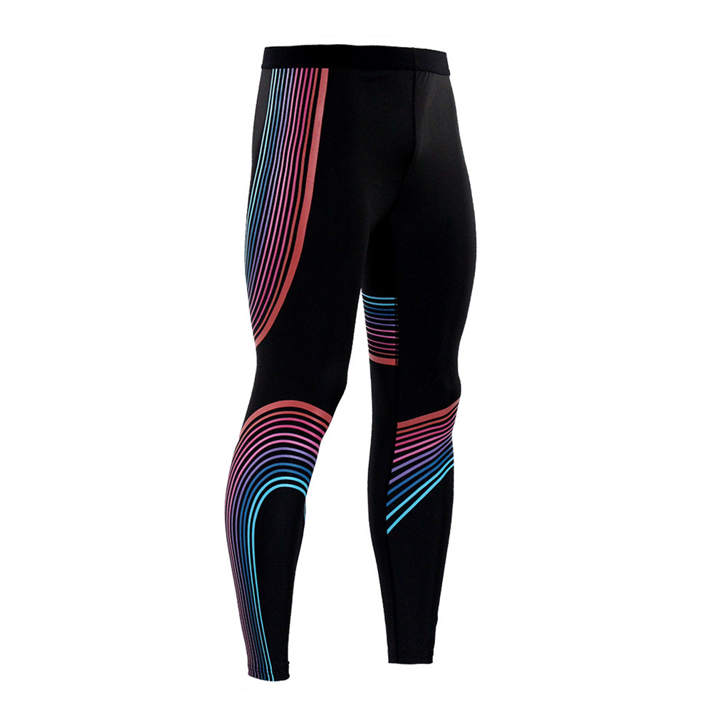 ce154a591 MASCUBE New Mens Running Tights Compression Pants MMA Gym Tight Joggers Yoga  Leggings Men Trousers Fitness Jogging Sport Pants